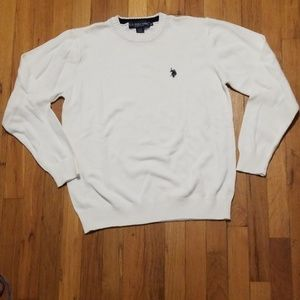 US POLO ASSN. SWEATER.